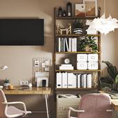 детская комната с мебелью ikea
