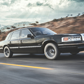 Lincoln TownCar 1996