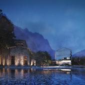 Alila Yangshuo Hotel (сделано по референсу)