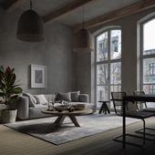 The loft in Berlin