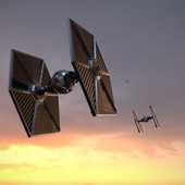 Star Wars Tie Fighter