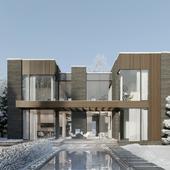 Rostov's residential building