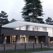 Дом в Колодищах