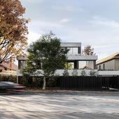 Carter Toorak House (сделано по референсу)