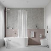 визуализация мастер-ванной