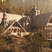 Эльфийский дом