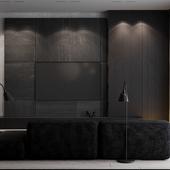 .black. interior