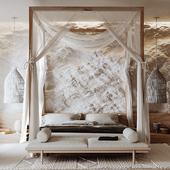 Wabi Sabi Bedroom