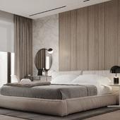 Дизайн мастер-спальни