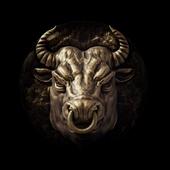 Evil bull