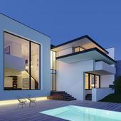 Vista House, en Stuttgart – ARQA (сделано по референсу)