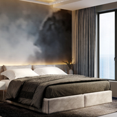 Hotel number design&visualization