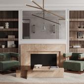 Elegant apartment in Paris(сделано по референсу)