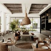 Hotel Casa Cook, Greece (сделано по референсу)