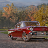 Chevy Bel Air 57 | FullCGi