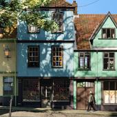 18 Elm Hill, Norwich, Great Britain