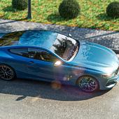 Car visualization (BMW)