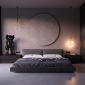 Sunset Bedroom| non-comercial