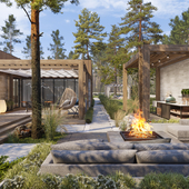 Country Villa in Vorzel