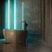 master bathroom  /  ванная