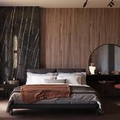 Спальня в Corso