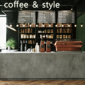 COFFEE & STYLE CAFE