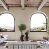 Gallery of Villa in Monteriggioni (сделано по референсу)