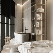 Henesy Apartment Bedroom