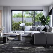 Natural Livingroom