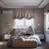 Спальня Алисы