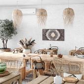 Village Cafe (сделано по референсу)