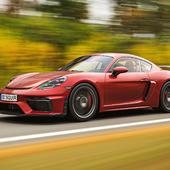 Porsche GT4 718