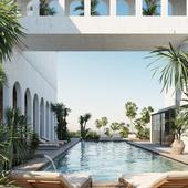CGI - outdoor pool