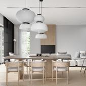 Дизайн интерьера дом 120м2