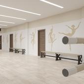 Ballet room