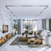 Australia - Living Room