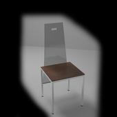 Chair Scavolini Flux