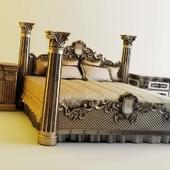 Grande Venetian Bed
