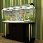 Aquarium diskusami