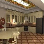 Кухонный гарнитур (Италия)