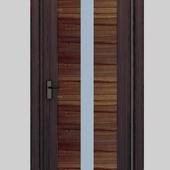 Дверь (темное дерево)
