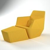 Кресло Ligne Roset коллекция Faccet