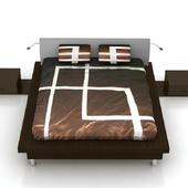 кровать с тубочками NOLTE
