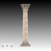 Коринфская колонна