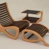 кресло из коллекции BIO мебель