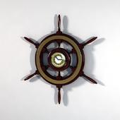 By Caroti, art. 7/60 steering wheel/wheel Ship