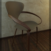 Cherner Chair by N.