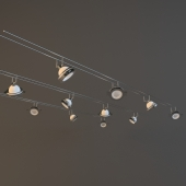 светильник-штанга