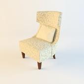 Кресло полукругом Baker