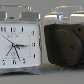 часы-будильник Восток